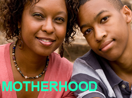 Teachings and articles about motherhood and parenting